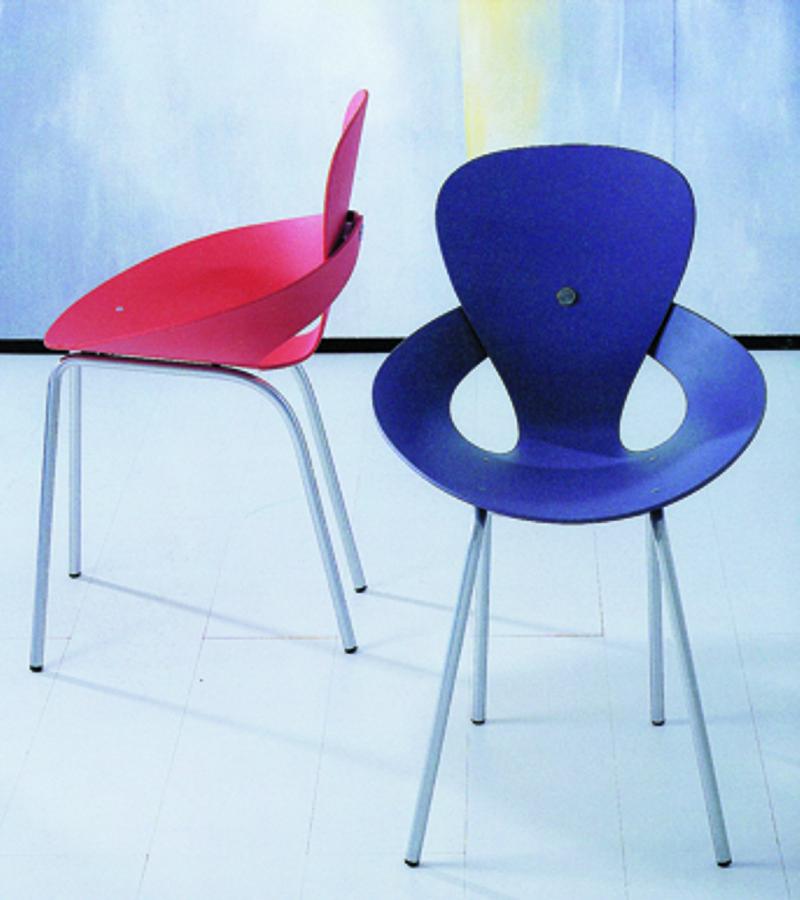 Joy sedia gurioli design for Sedia wrap