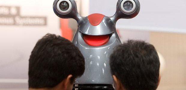 Robot Gilberto