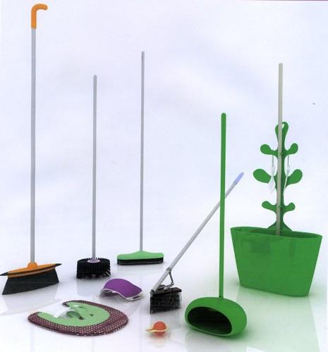Isia Faenza corso di progettazione , strumenti manuali per la pulizia della casa